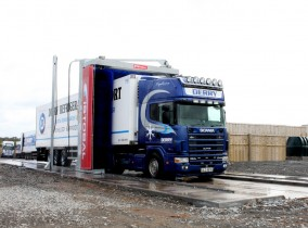 Exterior Lorry Wash