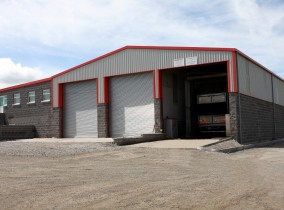 Double Garage/ Office/ Lorry Wash